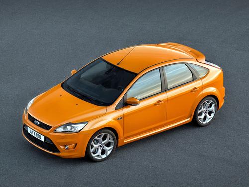Фото автомобиля Ford Focus 2 поколение [рестайлинг], ракурс: 45