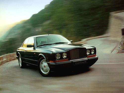 Фото автомобиля Bentley Continental 2 поколение, ракурс: 315