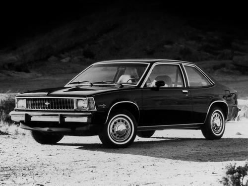 Фото автомобиля Chevrolet Citation 1 поколение, ракурс: 45