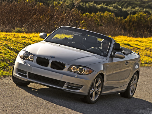 Фото автомобиля BMW 1 серия E81/E82/E87/E88 [рестайлинг], ракурс: 45