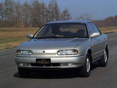 Фото автомобиля Nissan Presea 1 поколение, ракурс: 45