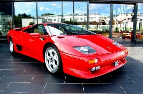 Фото автомобиля Lamborghini Diablo 2 поколение, ракурс: 315