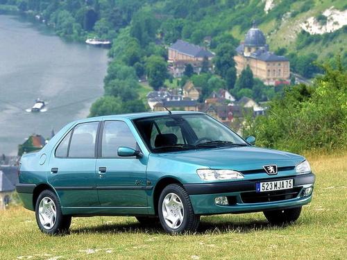 Фото автомобиля Peugeot 306 1 поколение [рестайлинг], ракурс: 315