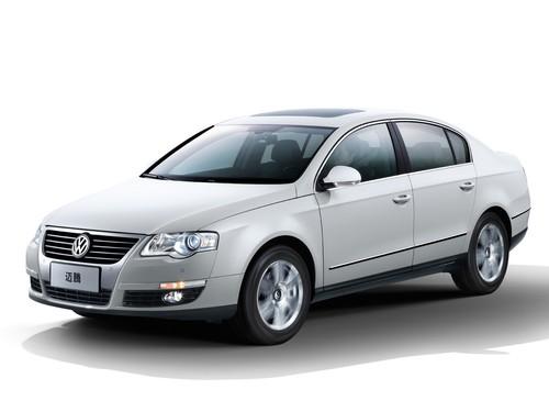 Фото автомобиля Volkswagen Magotan 1 поколение, ракурс: 45