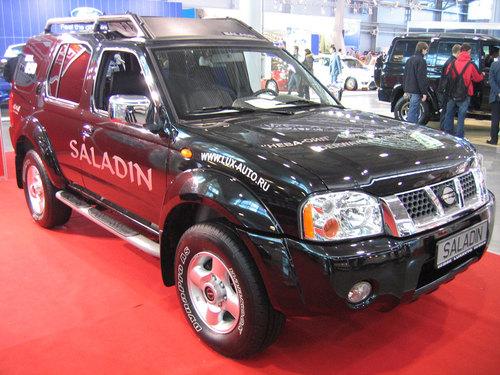 Фото автомобиля Derways Saladin 1 поколение, ракурс: 315