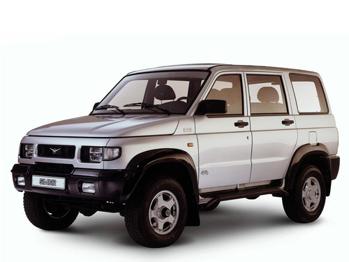 Фото автомобиля УАЗ 3162