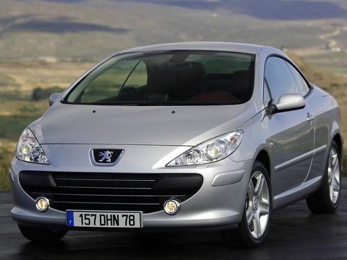 Фото автомобиля Peugeot 307 1 поколение [рестайлинг], ракурс: 45