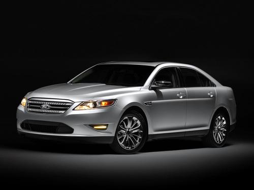 Фото автомобиля Ford Taurus 6 поколение, ракурс: 45
