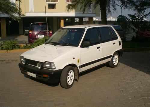 Фото автомобиля Maruti 800 1 поколение, ракурс: 45
