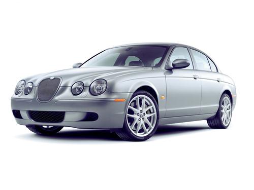 Фото автомобиля Jaguar S-Type 1 поколение [рестайлинг], ракурс: 315