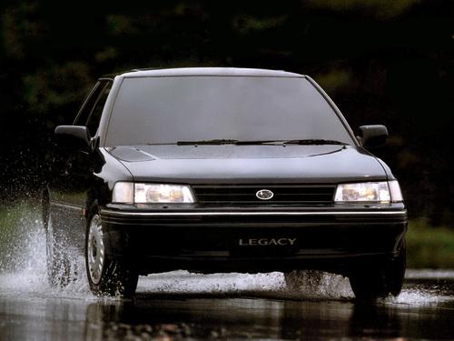 Фото автомобиля Subaru Legacy 1 поколение,