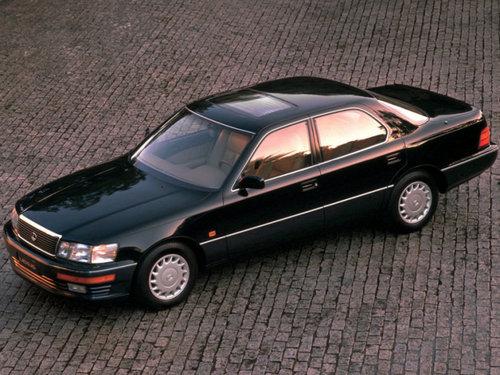 Фото автомобиля Lexus LS 1 поколение, ракурс: 45