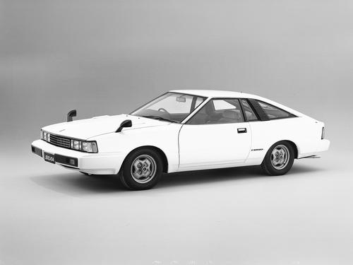 Фото автомобиля Nissan Silvia S110, ракурс: 45