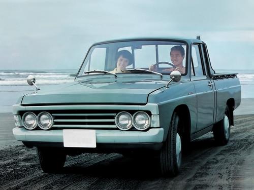 Фото автомобиля Mazda B-Series 2 поколение, ракурс: 45