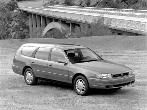 Фото автомобиля Toyota Scepter 1 поколение, ракурс: 315