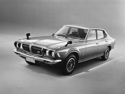 Фото автомобиля Nissan Bluebird 610 [рестайлинг], ракурс: 45
