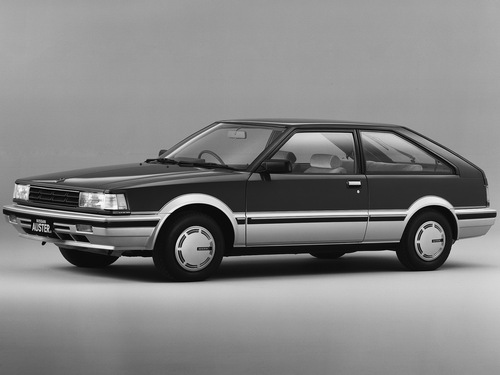 Фото автомобиля Nissan Auster T11 [рестайлинг], ракурс: 45