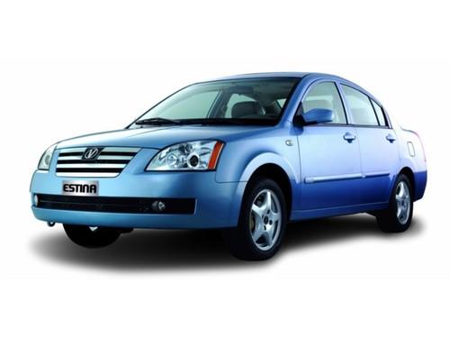 Фото автомобиля Vortex Estina 1 поколение, ракурс: 45 цвет: синий