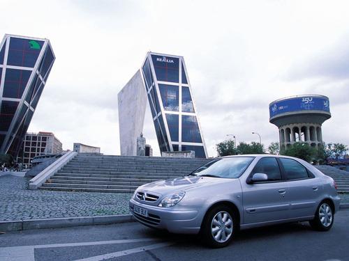 Фото автомобиля Citroen Xsara 1 поколение [рестайлинг], ракурс: 45