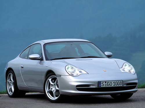 Фото автомобиля Porsche 911 996 [рестайлинг], ракурс: 315