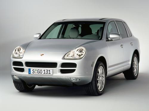 Фото автомобиля Porsche Cayenne 955, ракурс: 315