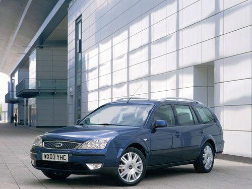 Фото автомобиля Ford Mondeo 3 поколение [рестайлинг], ракурс: 45