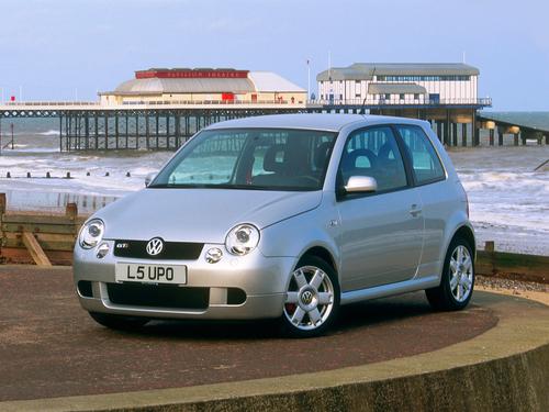 Фото автомобиля Volkswagen Lupo 6X, ракурс: 45