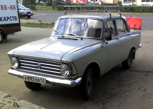 Фото автомобиля Москвич 408 1 поколение, ракурс: 45