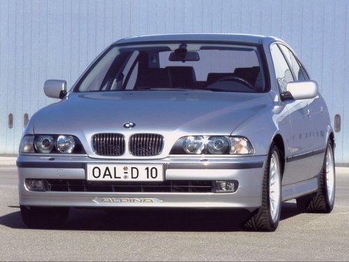 Фото автомобиля Alpina D10 E39, ракурс: 45