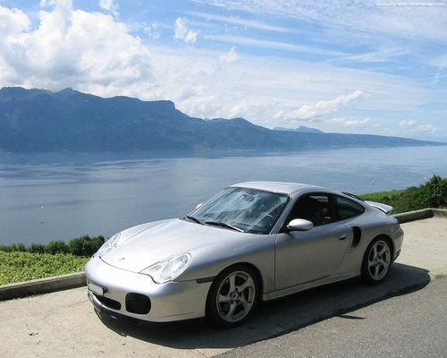 Фото автомобиля Porsche 911 996 [рестайлинг], ракурс: 45