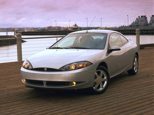 Фото автомобиля Mercury Cougar 1 поколение, ракурс: 45