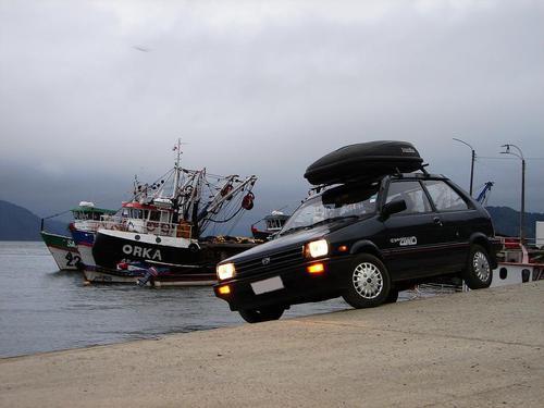 Фото автомобиля Subaru Justy 1 (KAD), ракурс: 315