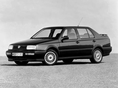 Фото автомобиля Volkswagen Jetta 3 поколение, ракурс: 45