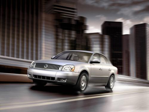 Фото автомобиля Mercury Montego 1 поколение, ракурс: 45