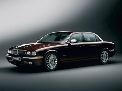 Фото автомобиля Daimler Super Eight 1 поколение, ракурс: 45