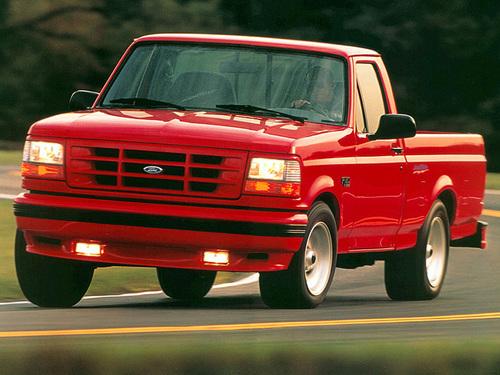 Фото автомобиля Ford F-Series 9 поколение, ракурс: 45