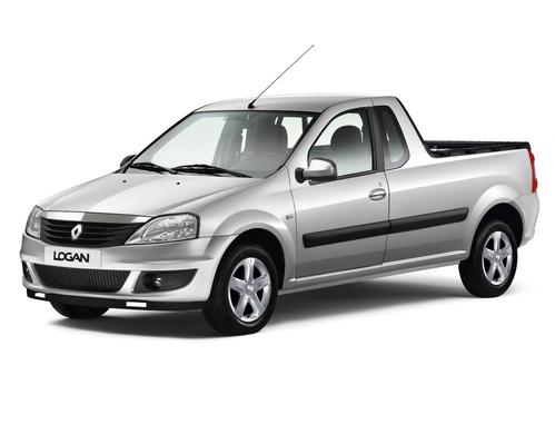 Фото автомобиля Renault Logan 1 поколение [рестайлинг], ракурс: 45