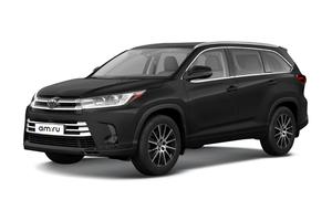 Новый автомобиль Toyota Highlander, 2017 года выпуска, цена 3 789 000 руб., Люберцы