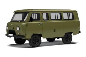Авто УАЗ 2206, 2016 года выпуска, цена 639 990 руб., Москва