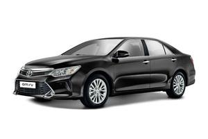 Новый автомобиль Toyota Camry, 2017 года выпуска, цена 1 631 000 руб., Люберцы