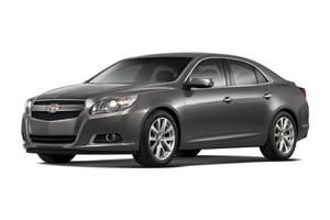 Автомобиль Chevrolet Malibu, отличное состояние, 2013 года выпуска, цена 750 000 руб., Тольятти