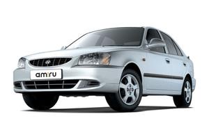 Автомобиль Hyundai Accent, хорошее состояние, 2005 года выпуска, цена 170 000 руб., Магнитогорск