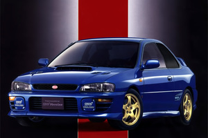 WRX STI купе 2-дв.