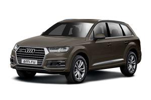 Авто Audi Q7, 2017 года выпуска, цена 5 664 434 руб., Екатеринбург