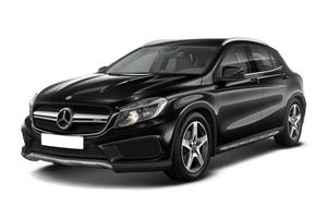 Авто Mercedes-Benz GLA-Класс, 2017 года выпуска, цена 4 624 406 руб., Москва