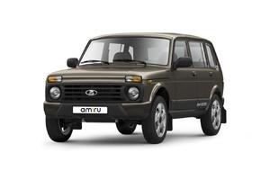 Авто ВАЗ (Lada) 4x4, 2017 года выпуска, цена 571 600 руб., Симферополь