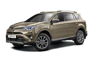 Новый автомобиль Toyota RAV4, 2017 года выпуска, цена 2 011 000 руб., Люберцы
