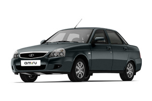 Авто ВАЗ (Lada) Priora, 2017 года выпуска, цена 399 900 руб., Набережные Челны