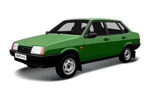 Подержанный автомобиль ВАЗ (Lada) 2109, хорошее состояние, 2002 года выпуска, цена 55 000 руб., Луховицы