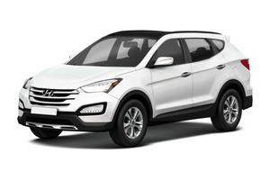 Автомобиль Hyundai Santa Fe, отличное состояние, 2014 года выпуска, цена 1 497 000 руб., Коломна